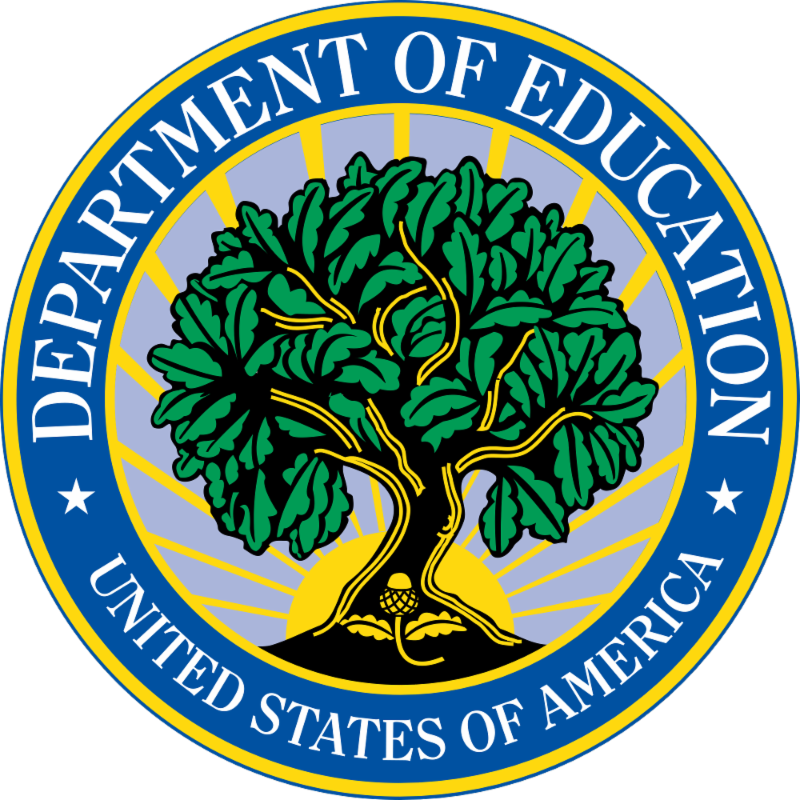 The Department of Education seal. Source: http://ccupca.com/